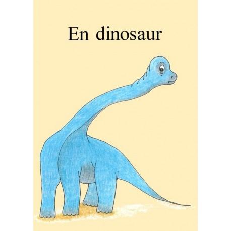 En dinosaur