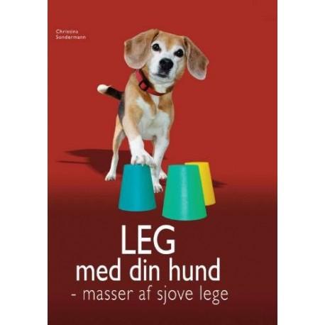 Leg med din hund: masser af sjove lege