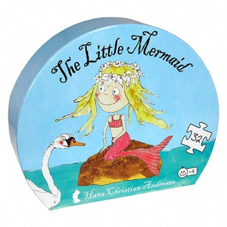 Den Lille havfrue Puslespil