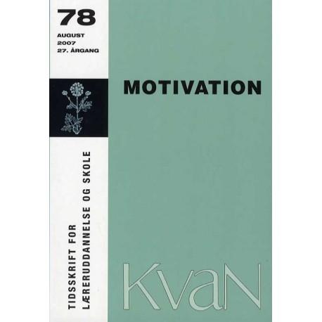 Kvan 78 - Motivation
