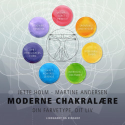 Moderne chakralære - Din farvetype, dit liv