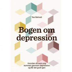Bogen om depression: Hvordan du som ung kommer igennem depression og får det godt igen