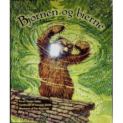 Bjørnen og bierne: en af Æsops fabler