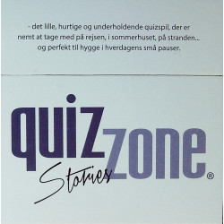 Quizzone stories