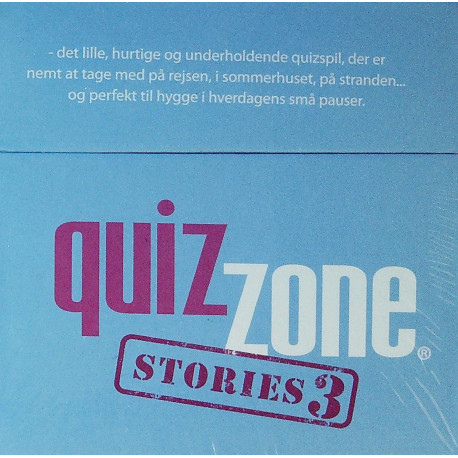 Quizzone stories 3