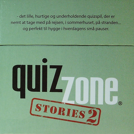 Quizzone stories 2
