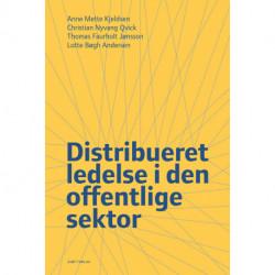 Distribueret ledelse i den offentlige sektor