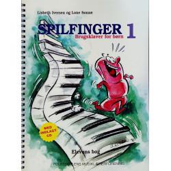 Spilfinger: Elevens bog