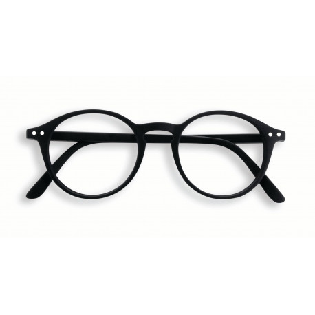 Izipizi #D læsebrille (+2,5 Black)