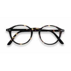 Izipizi #D læsebrille (+1, Tortoise)