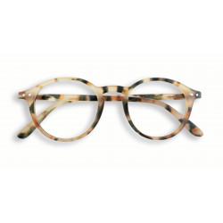 Izipizi #D læsebrille (+2,5 Light Tortoise)