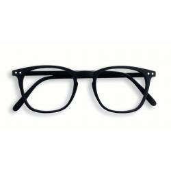 Izipizi #E læsebrille (+1, Black)
