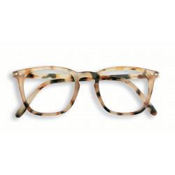 Izipizi #E læsebrille (+1, Light Tortoise)