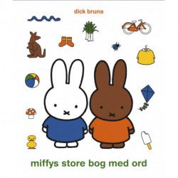 Miffys store bog med ord