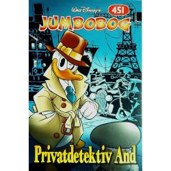 Jumbobog 451: Privatdetektiv And