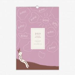 Familiekalender 2021 - Line Jensen