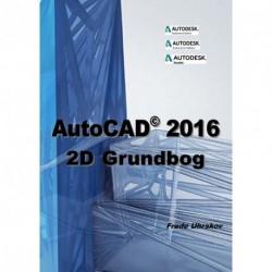 AutoCAD 2016 2D Grundbog