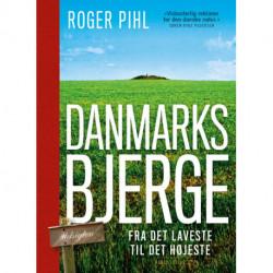 Danmarks bjerge (pocket): Fra det laveste til det højeste