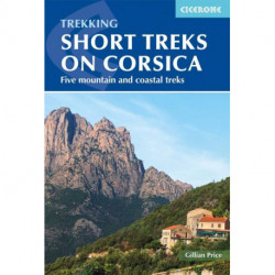 Short Treks on Corsica: Mare e Monti and Mare a Mare multi-day routes