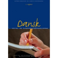 Dansk i social- og sundhedsuddannelserne