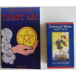 Tarot ABC sæt: (bog+kort i kassette)