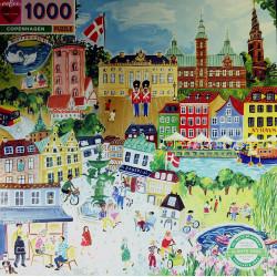 Puslespil 1000 brk - København