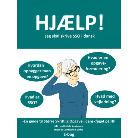 Hjælp! Jeg skal skrive SSO i dansk