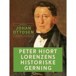 Peter Hiort Lorenzens historiske gerning