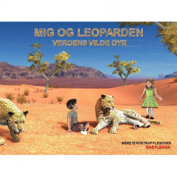 Mig og leoparden: Verdens vilde dyr
