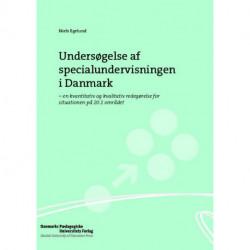 Undersøgelse af specialundervisningen i Danmark: - en kvantitativ og kvalitativ redegørelse for situationen på 20.1 området