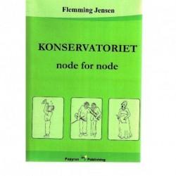 Konservatoriet: node for node