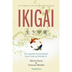Ikigai: - Den japanske hemmelighed bag et langt og lykkeligt liv