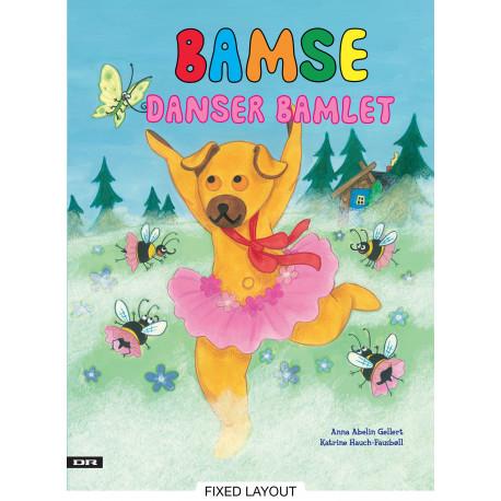 Bamse danser bamlet