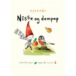 Nisse og dompap - efterår