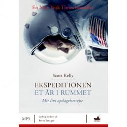 Ekspeditionen: Et år i rummet - Mit livs opdagelsesrejse