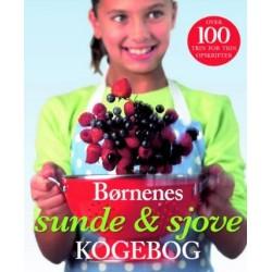 Børnenes sunde & sjove kogebog