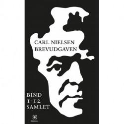 Carl Nielsen Brevudgaven: Bind 1-12 samlet (1886-1931)