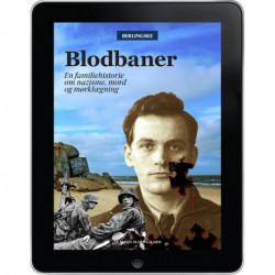 Blodbaner: – en familiehistorie om nazisme, mord og mørklægning