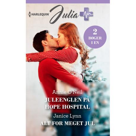 Juleenglen på Hope Hospital/Alt for meget jul