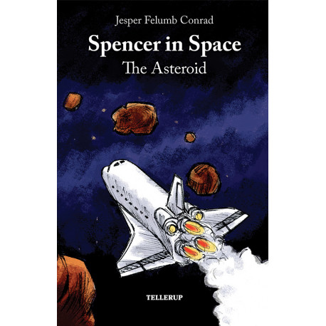 Spencer in Space -4: The Asteroid