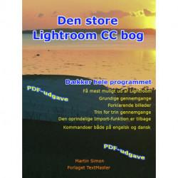 Den store Lightroom CC bog