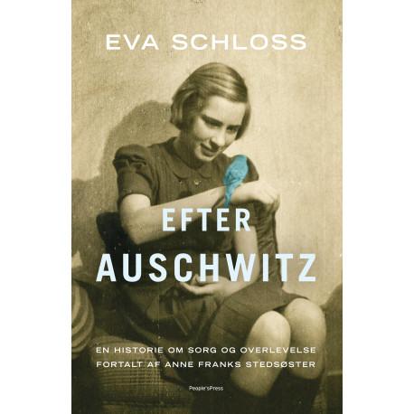 Efter Auschwitz: En historie om sorg og overlevelse fortalt af Anne Franks stedsøster
