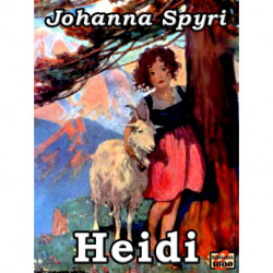 Heidi: 1. og 2. bind samlet