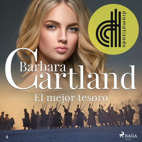 El mejor tesoro (La Colección Eterna de Barbara Cartland 4)