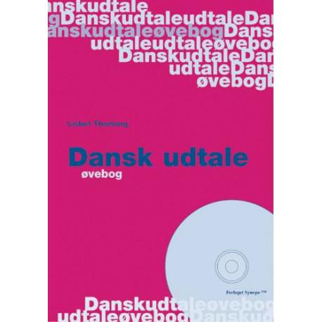 Dansk udtale - øvebog