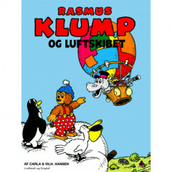 Rasmus Klump og luftskibet