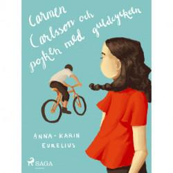 Carmen Carlsson och pojken med guldcykeln