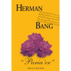 Paria'er: Udgivet med indledning af Dag Heede