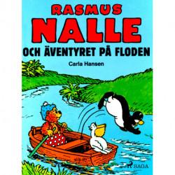 Rasmus Nalle och äventyret på floden