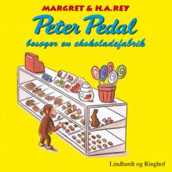 Peter Pedal besøger en chokoladefabrik